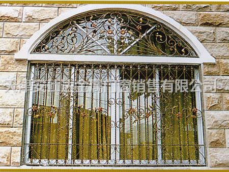 精美铁艺护窗