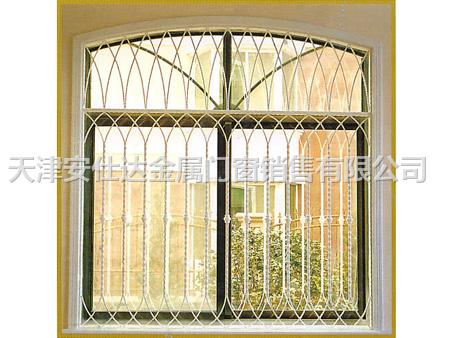 防盗铁艺护窗