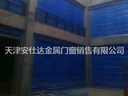 钢质甲级防火卷帘门