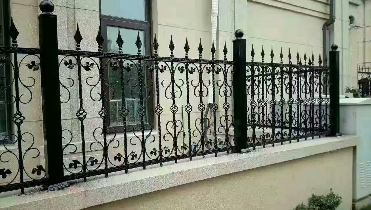 铁艺围栏,铁艺护栏,铁艺栅栏