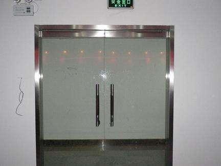 商场钢化玻璃门