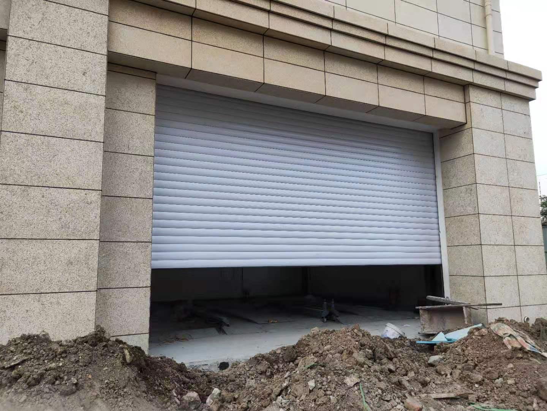 天津车库卷帘门安装